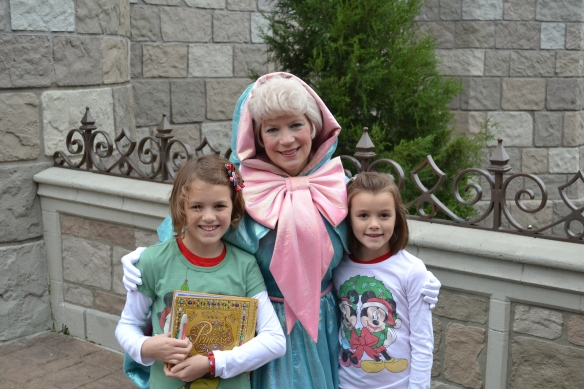Everyone loves a Fairy Godmother!
